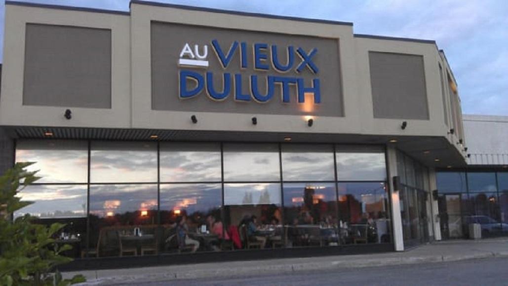 Le Vieux-Duluth déménage…et un Nespresso à Place du