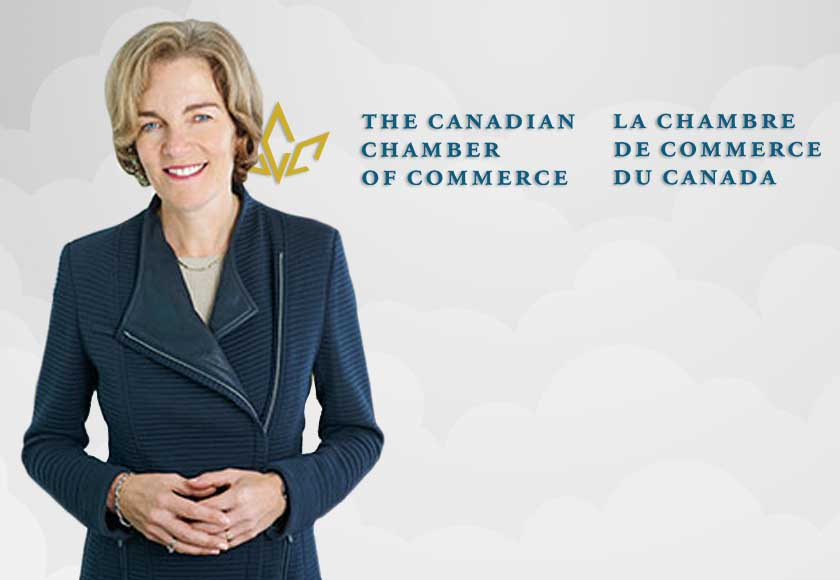 La chambre de commerce du canada accueille sa nouvelle for Chambre de commerce du canada