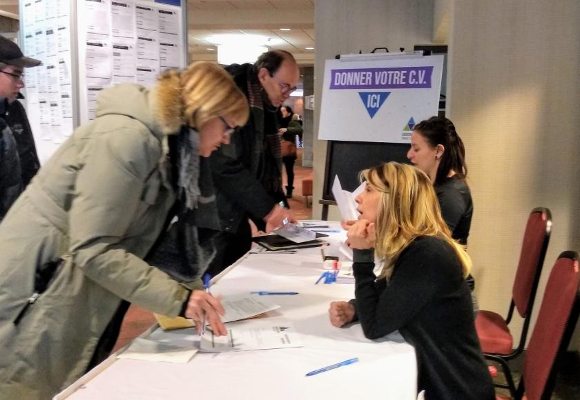 83 employeurs offrent 1 000 postes aujourd u2019hui au delta
