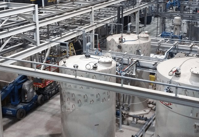 Nemaska lithium conclut une entente sur la production avec for Interieur d un couvent streaming