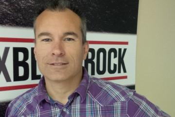 Richard Saint-Jean est directeur général de Métaux BlackRock (Photo: Courtoisie)