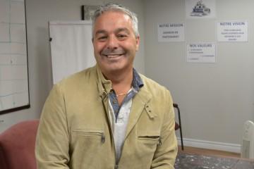 François Gagné, président de la Chambre de commerce du Saguenay. (Photo: Jean-Luc Doumont)