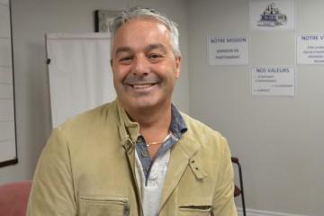 François Gagné, président de la Chambre de commerce de Saguenay. (Photo: Jean-Luc Doumont)