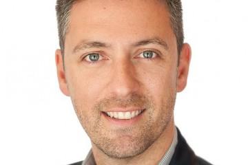 Keyven Ferland, président de la Chambre de commerce et d'industrie Lac-Saint-Jean-Est. Photo: Courtoisie