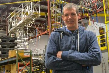 Joël Tremblay est directeur général d'Horizon Vertical à Saguenay. (Photo: Jean-Luc Doumont)