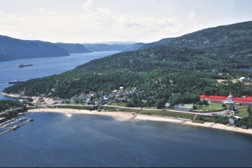 (Photo: Courtoisie Croisières du Fjord)