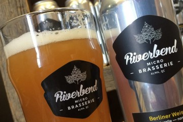 (Photo : Courtoisie Microbrasserie Riverbend)