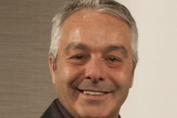 François Gagné, président de la Chambre de commerce du Saguenay. Photo : Guy Bouchard