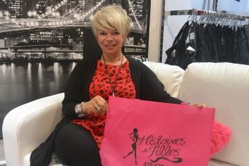 Linda Levesque, propriétaire d'Histoires de filles. (Crédit photo: Jean-Luc Doumont)