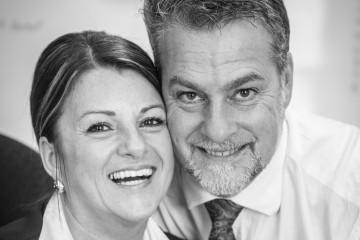 Les copropriétaires de Groupe Formatree, Dominic Marcil et Sylvie Gendron, organisent «Synergie 2016» à Saguenay, en septembre prochain. (Photo courtoisie)