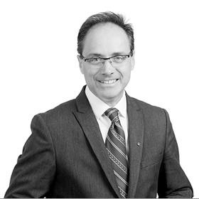 Éric Dufour,vice-président de la région du Saguenay—Lac-Saint-Jean / Chibougamau / Côte-Nord de Raymond Chabot Grant Thornton et leader national en transfert d'entreprise. (Photo : Courtoisie RCGT)