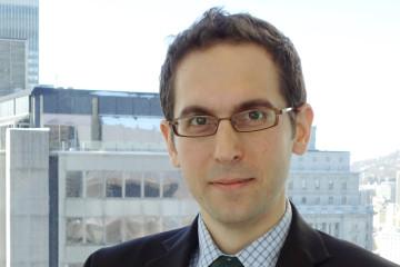 François Vincent, directeur des affaires provinciales pour le Québec (FCEI). Photo : Courtoisie.