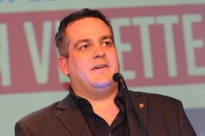 Jean-Denis Toupin, PDG de Proco. (Photo : Archives Jean-Luc Doumont)