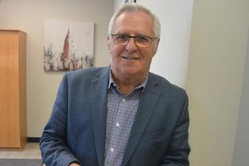 Serge Tremblay, président du Club Trafic 02 (Photo: Jean-Luc Doumont)