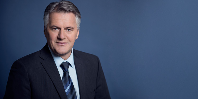 Le ministre des Forêts, de la Faune et des Parcs, Laurent Lessard. (Courtoisie : PLQ)