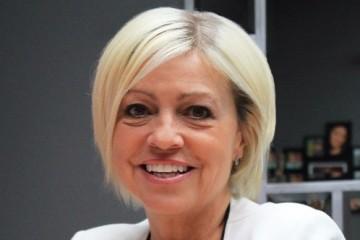Marie Gagnon, nouvelle présidente de la Chambre de commerce et d'industrie Lac-Saint-Jean-Est. Photo : Courtoisie.