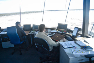 Informe Affaires a pu visiter la tour de contrôle à Saint-Honoré. (Photo: Jean-Luc Doumont)