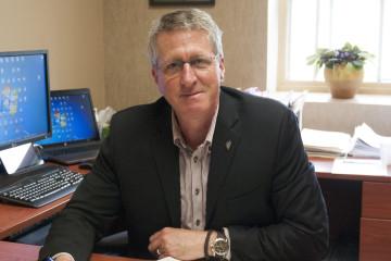 Marc Moffatt, directeur du développement économique de Ville d'Alma. (Photo Guy Bouchard)