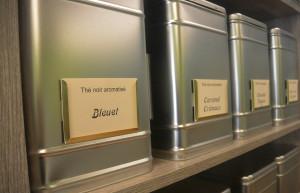 Lors de notre passage, c'était déjà plus de 80 saveurs différentes qui étaient proposées aux clients. (Photo: Jean-Luc Doumont)