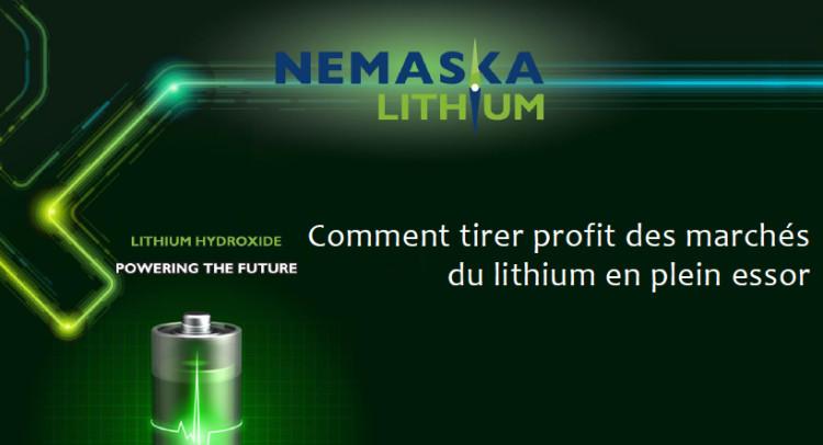 (Courtoisie : Nemaska Lithium)
