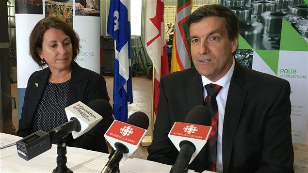 Crédit photo : Radio-Canada/Rémi Tremblay