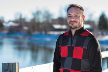 Le Dr Yannick Simard, psychologue est le directeur clinique et organisationnel Consultants BCH Division Saguenay-Lac-Saint-Jean. (Photo: Crédit photo: Marie-France L'Écuyer – BCH)