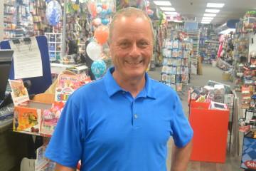Robert Nault, propriétaire de Boutique Première. (Photo: Jean-Luc Doumont)