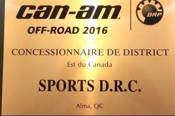 (Courtoisie Facebook Sports DRC d'Alma)