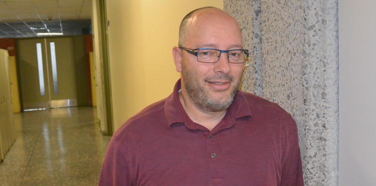 Pierre Charbonneau, instigateur de la pétition en faveur du projet Vaudreuil 2022. (Photo: Jean-Luc Doumont)