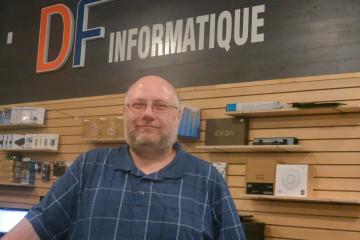 Dany Fortin, l'un des actionnaires des Immeubles Fortin. (Photo: Jean-Luc Doumont)