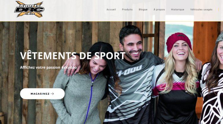 (Courtoisie : Boutique Sports DRC)