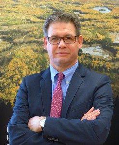 Le Forestier en chef du Québec, Louis Pelletier. (Photo : Courtoisie)