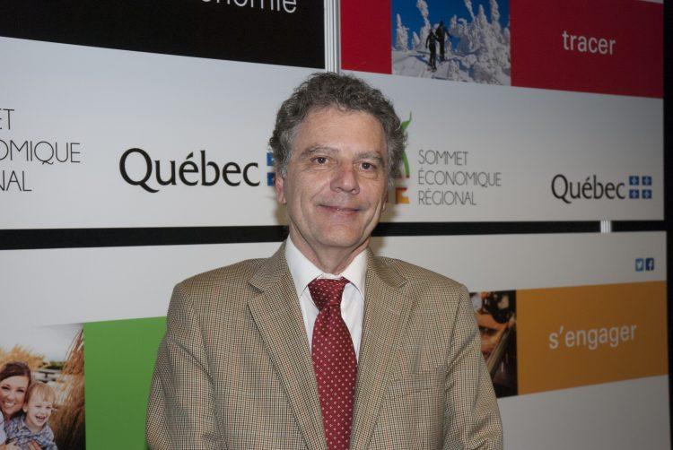 Jean Rainville, président et chef de la direction de BlackRock. (Photo Guy Bouchard)