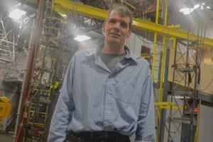 Joël Tremblay, PDG d'Horizon Vertical à Saguenay. (Photo: Jean-Luc Doumont)