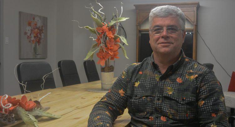 Mario Bouchard, avocat et propriétaire du site Internet loptionjustice.com. (Photo : Jean-Luc Doumont)
