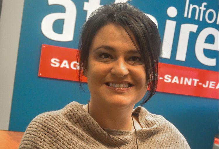 Mélanie Boucher, propriétaire de l'entreprise SoluGestion MB. (Photo: Jean-Luc Doumont)