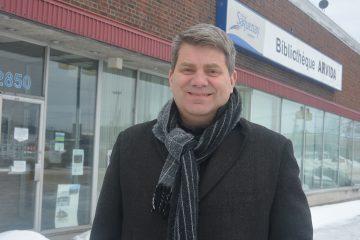 Carl Dufour, conseiller municipal à Ville de Saguenay. (Photo: Jean-Luc Doumont)