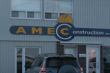 (Courtoisie Amec Construction)