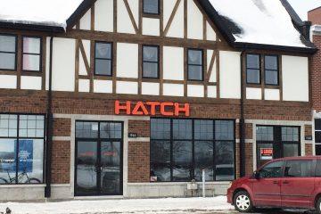 Les bureaux de Hatch à Saguenay occupent 5000 pieds carrés sur la rue Mellon à Arvida, dans l'arrondissement de Jonquière. (Photo Guy Bouchard)