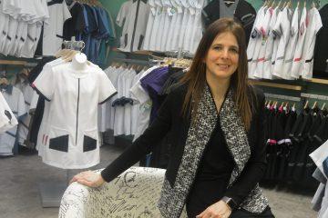 Brenda Gagnon, PDG de L'Unyk Création à Saguenay. (Photo: Jean-Luc Doumont)