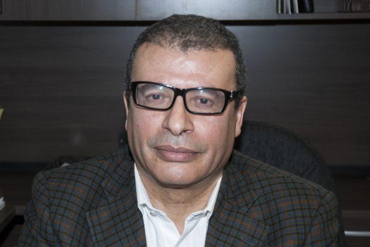Fouad Erchiqui, Professeur titulaire, École de Génie et responsable du Laboratoire Bio-plasturgie et Nanotechnologie de l'Université du Québec en Abitibi-Témiscamingue. (Photo Guy Bouchard)