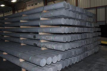 Billes d'aluminium (Photo: Guy Bouchard)