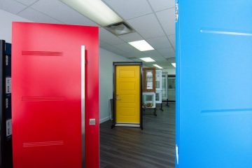 Inoccupé depuis plusieurs années, l'ancienne épicerie Métro sera la nouvelle manufacture de portes de FRT. (Photo: FRT)